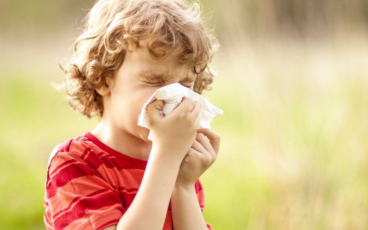 Suhoj kashel' u rebenka allergija