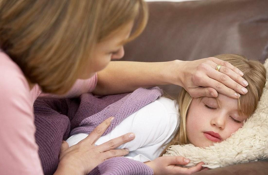Кашель до рвоты у ребенка без температуры