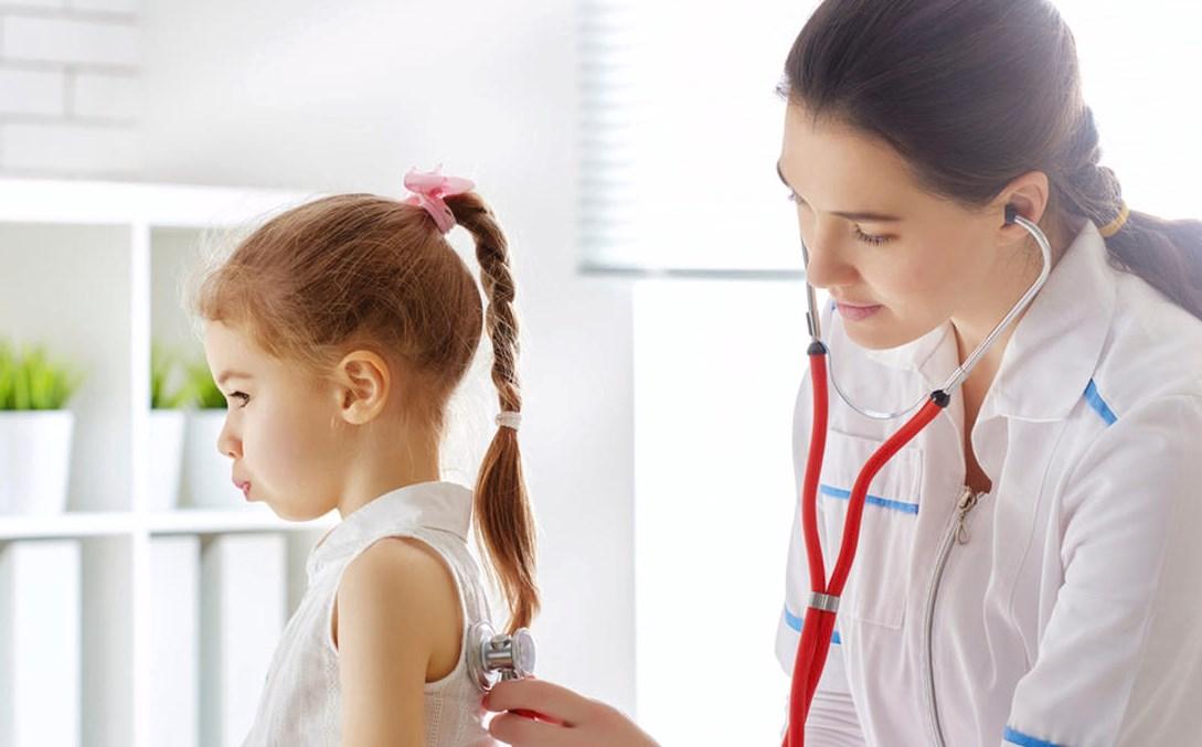 У ребенка лающий кашель лечение