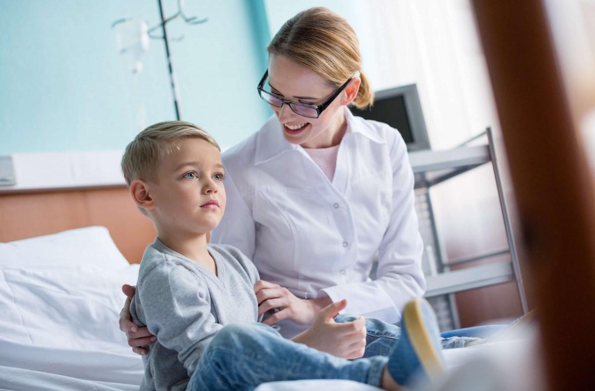 остаточный кашель у ребенка диагностика