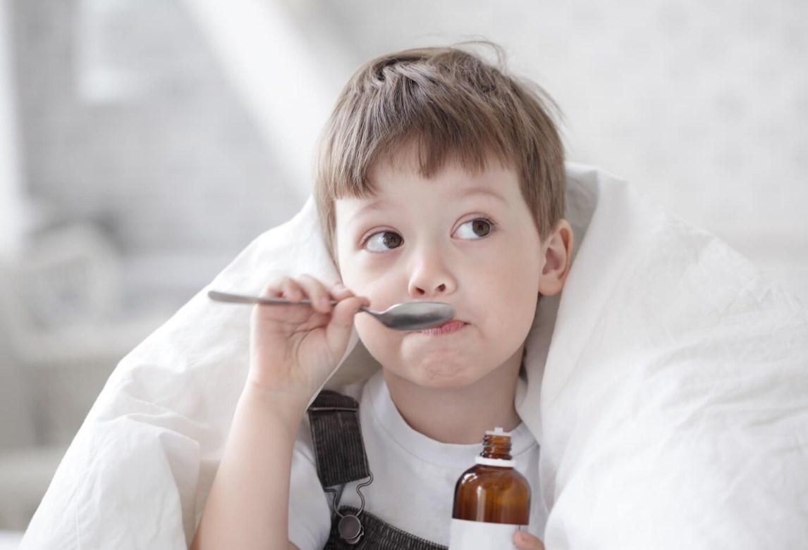 остаточный кашель у ребенка сироп