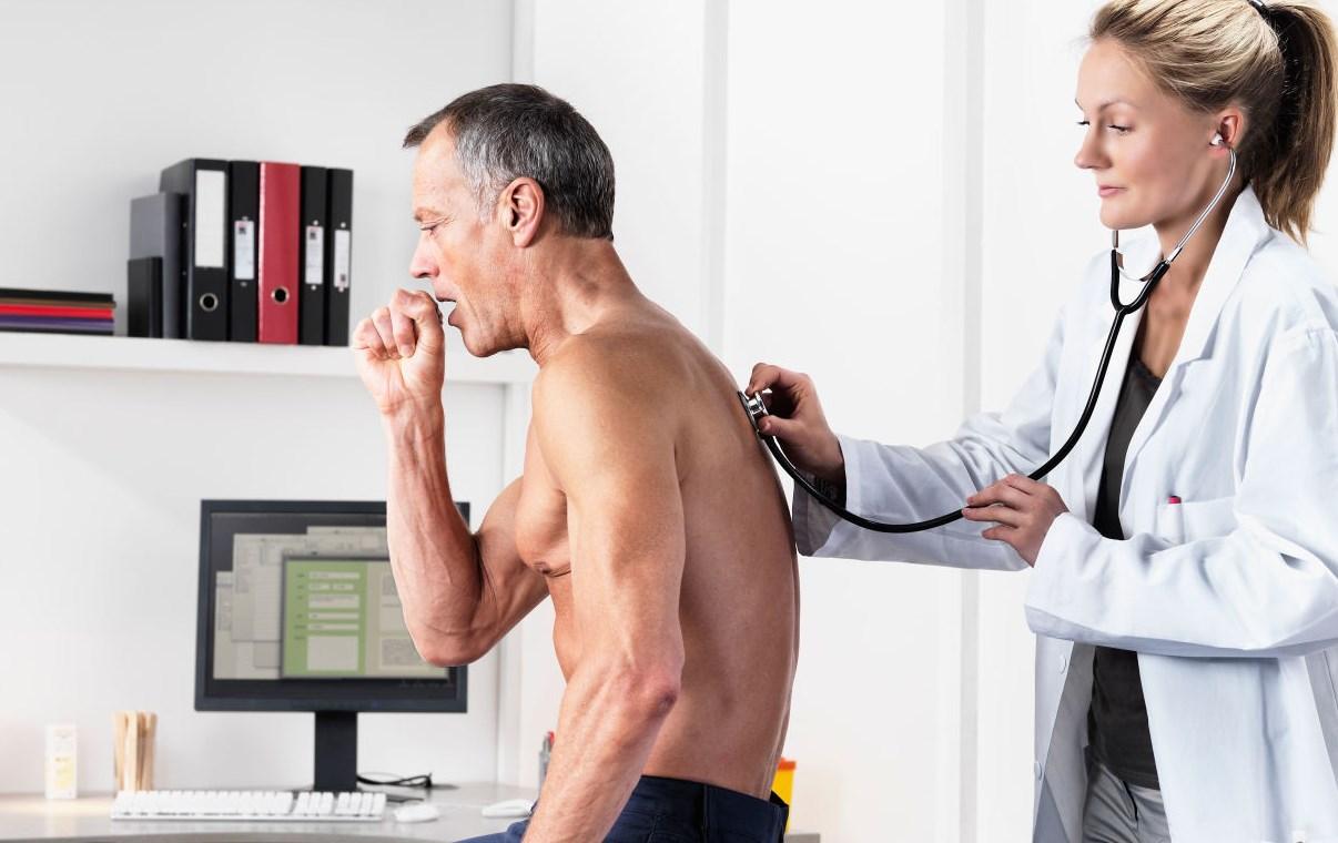 приступообразный кашель диагностика