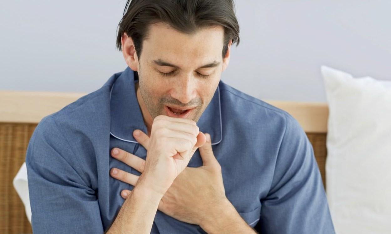 сухой кашель плеврит
