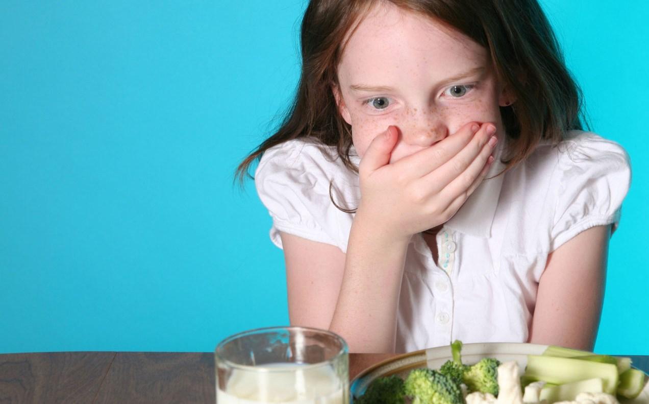 Кашель после еды аллергия