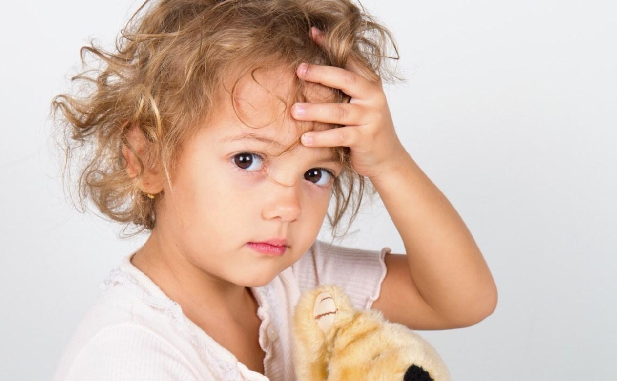 Картинки болит голова у ребенка