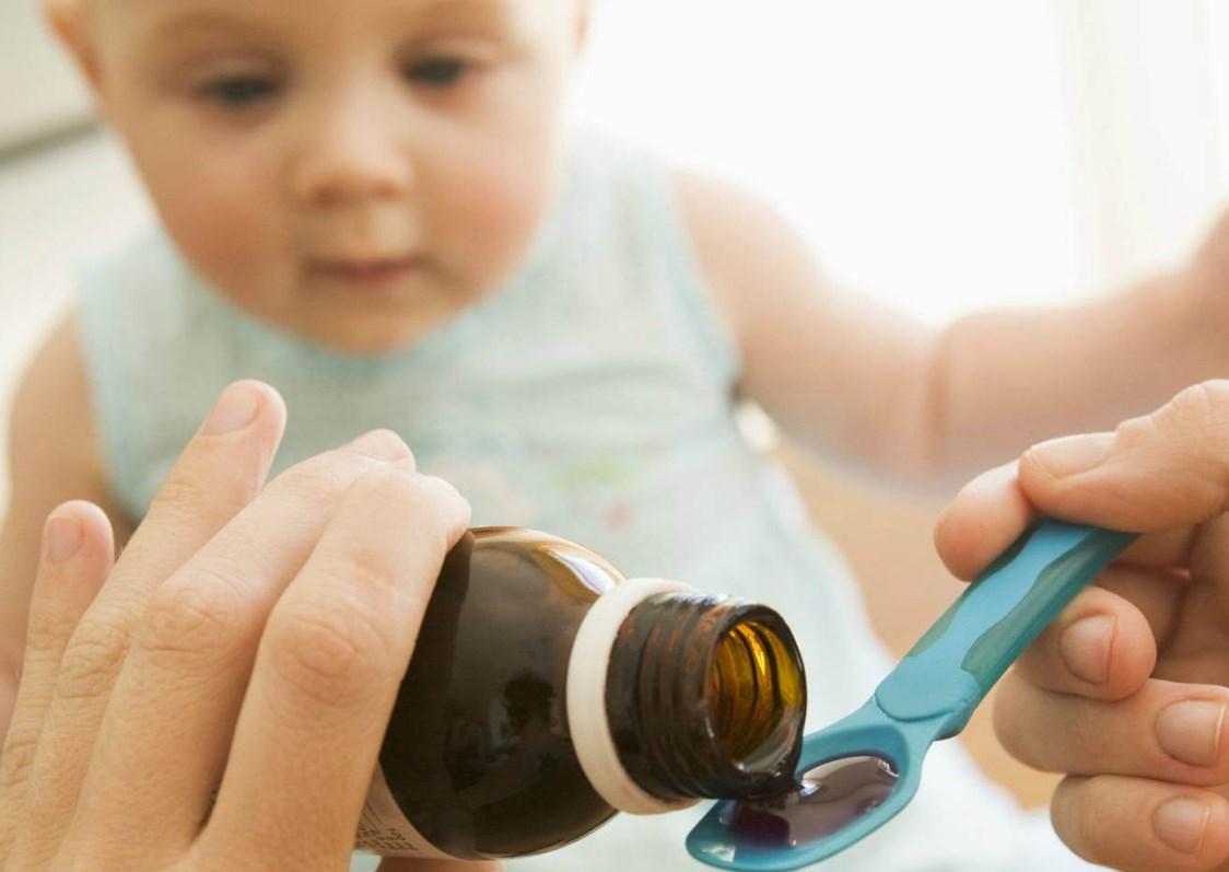 Лечение кашля у годовалого ребенка