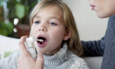 Ринофарингит у детей