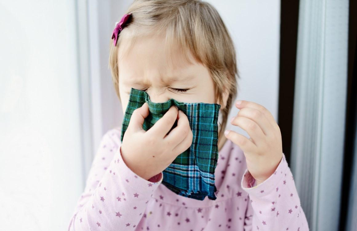 Ринофарингит симптомы у детей