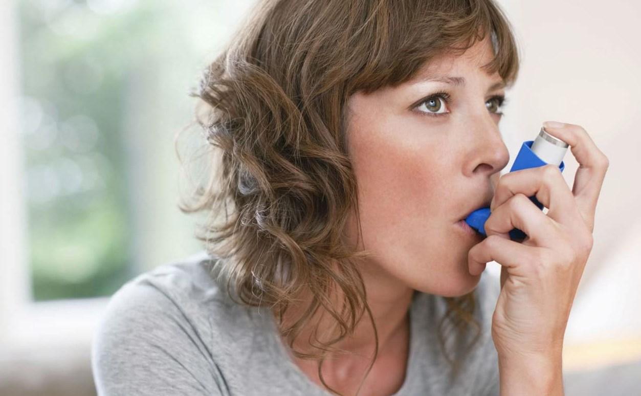 Сильный кашель астма