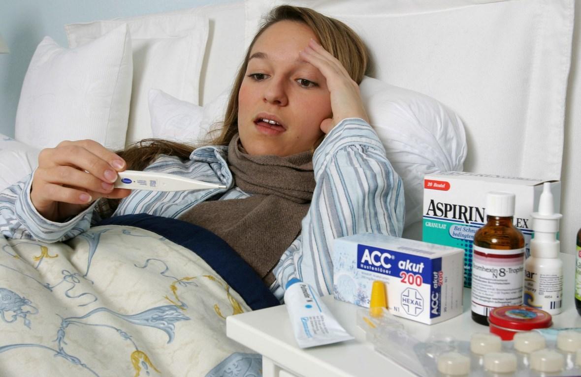 Таблетки от гриппа