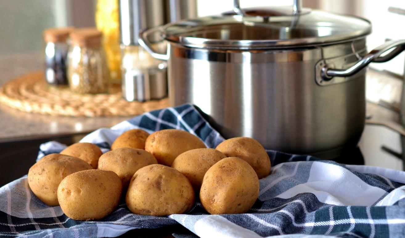 Картофель от кашля