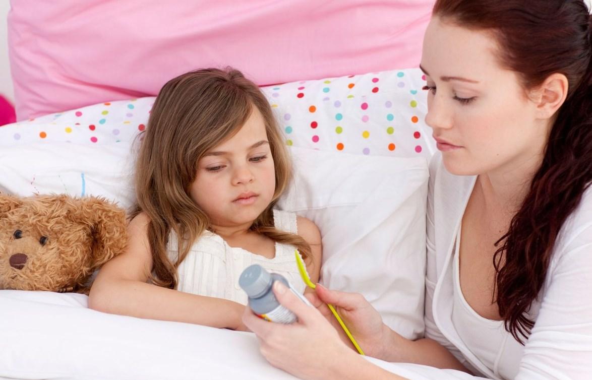 Препарат от кашля ребенку