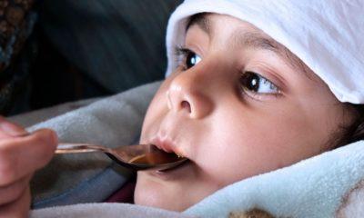 Кашель ребенка сироп