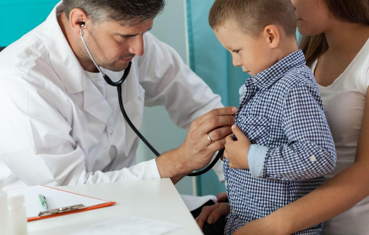 Длительный кашель у ребенка диагностика
