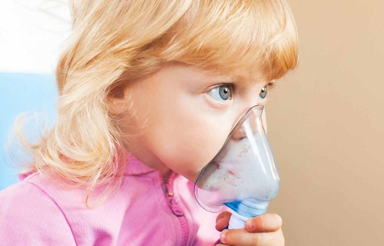 Кашель у ребенка без температуры небулайзер