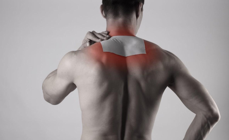 Перцовый пластырь на спину