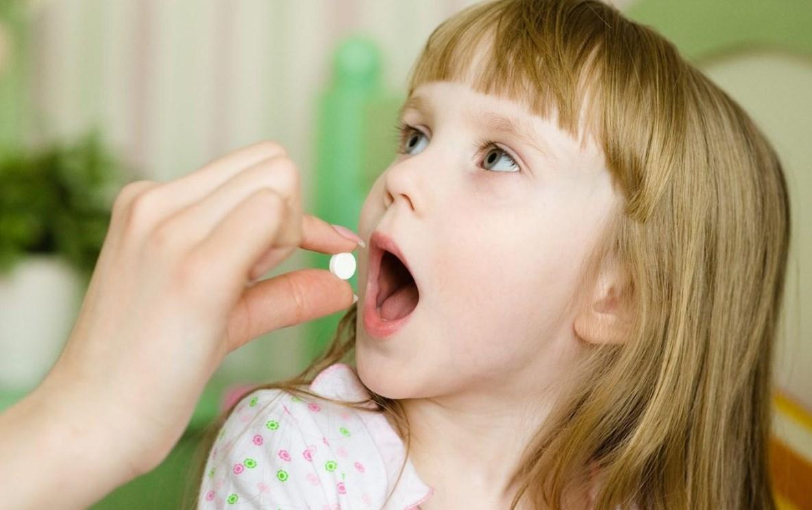Таблетки от кашля ребенку