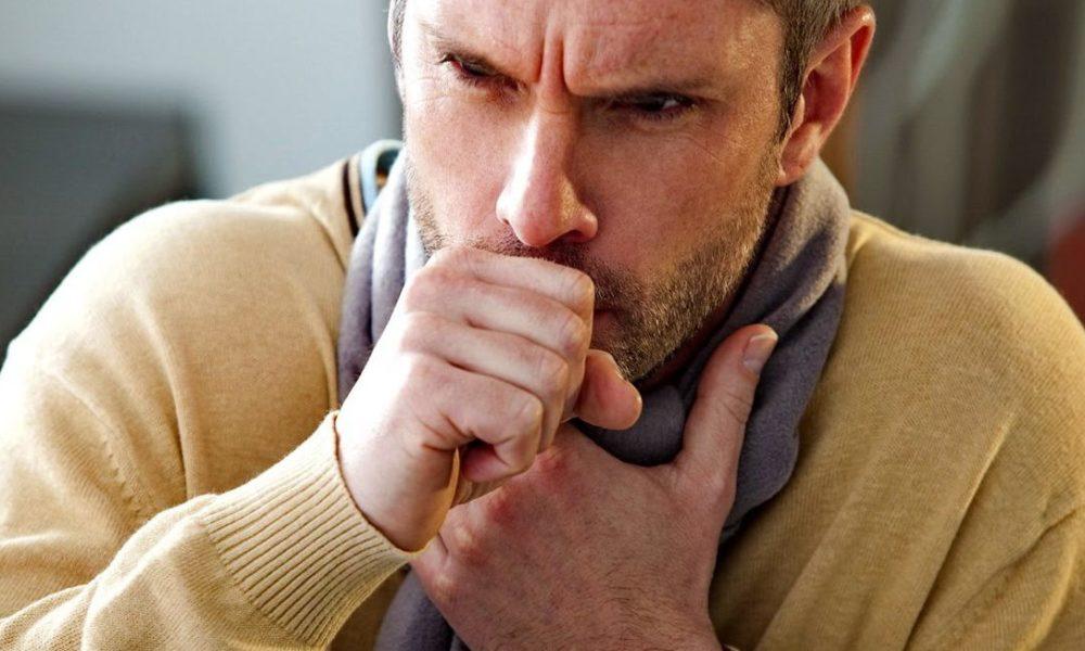 Как лечит сухой затяжной кашель