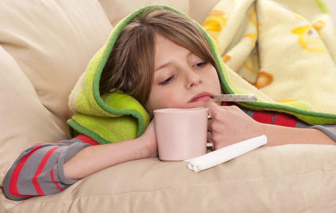 Ребенок кашляет нет температуры