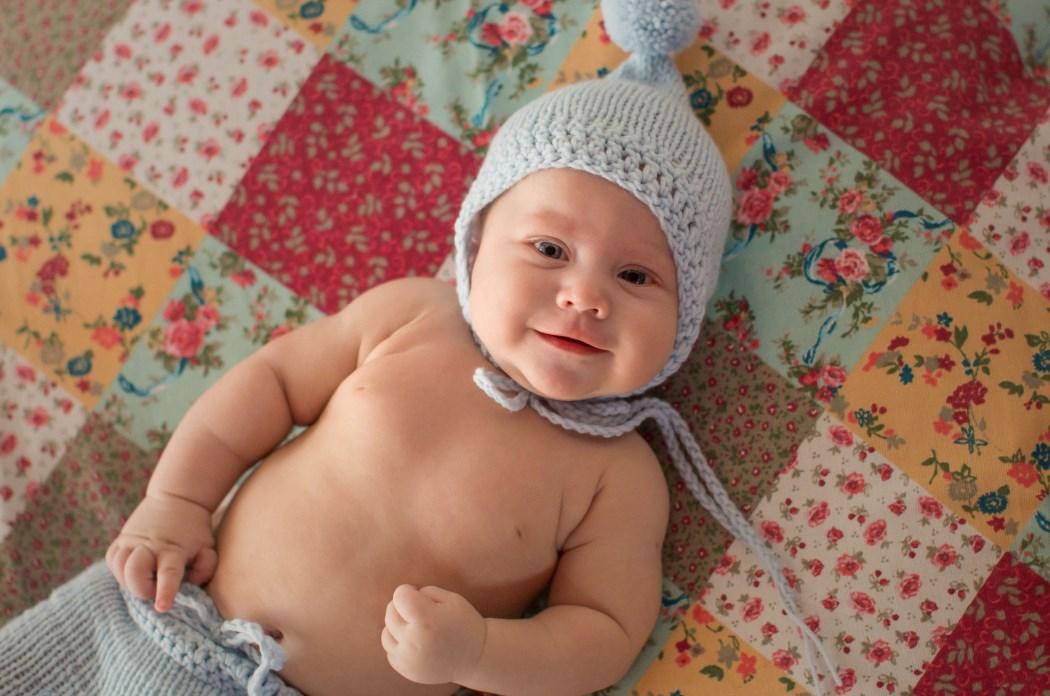 Ребенок 3 месяца