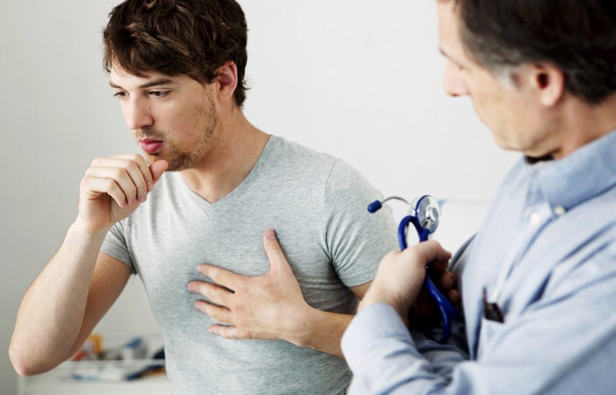 Сухой кашель диагностика