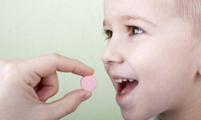 Таблетка ребенку от кашля