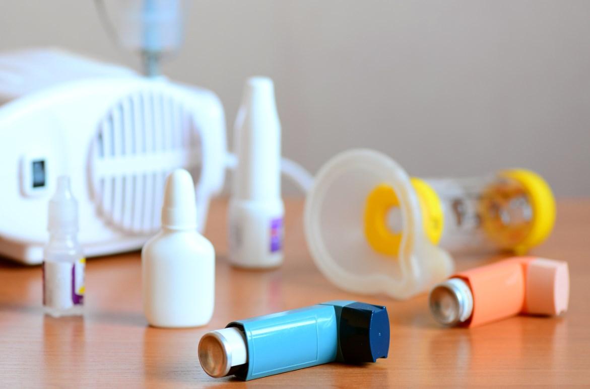 Лекарства от бронхиальной астмы