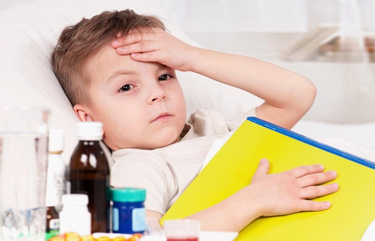 Лечение пневмонии у ребенка