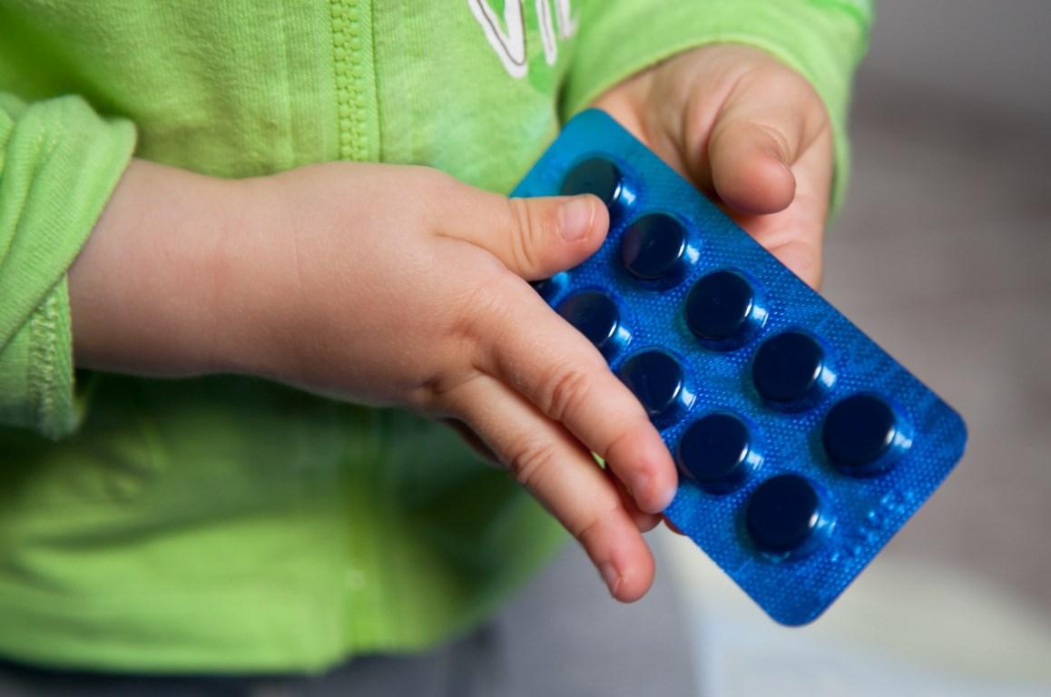Антибиотики ребенку