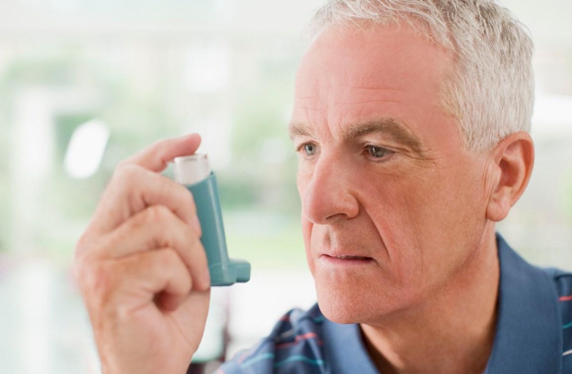 Спрей при астме