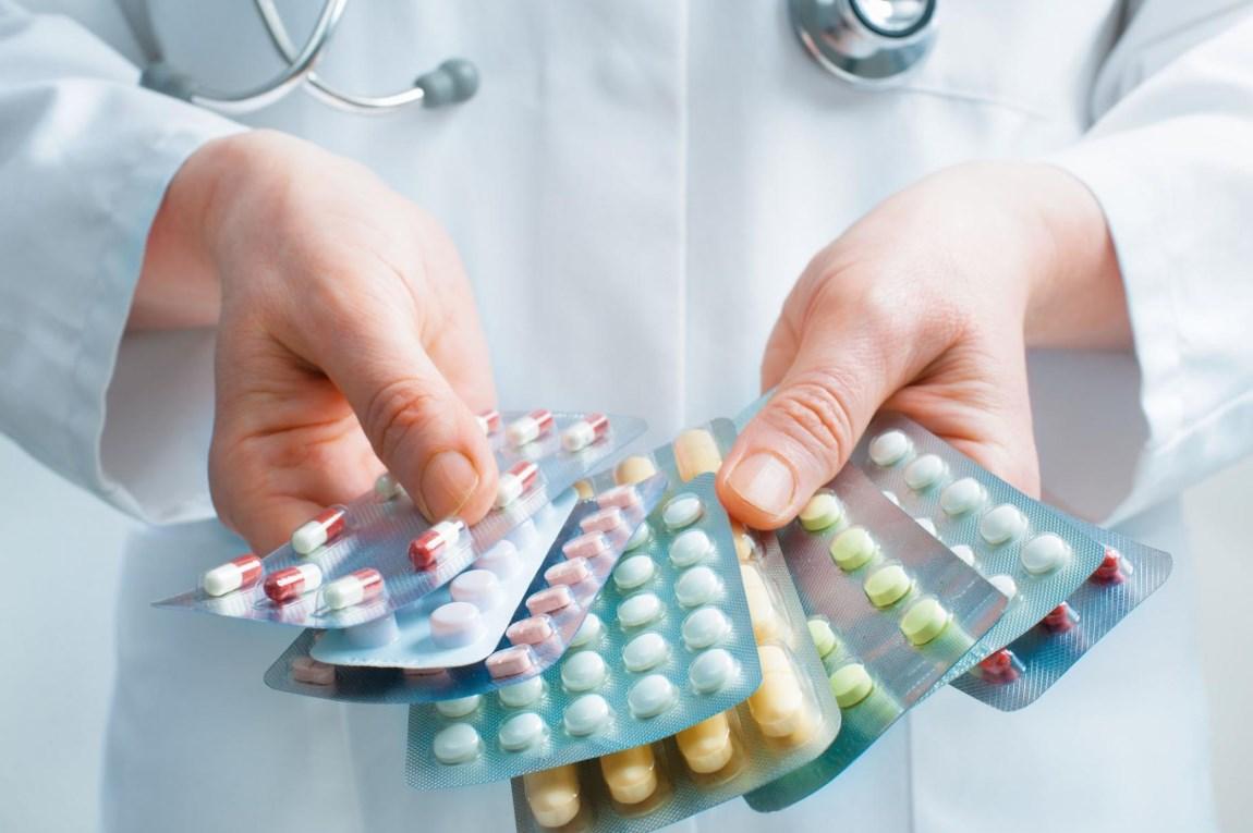 Таблетки при бронхите